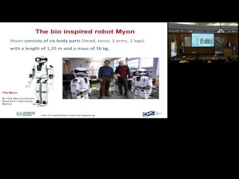Ronald Tetzlaff, TU Dresden - Memristor Enhanced Control of a Bio-Inspired Humanoid Robot