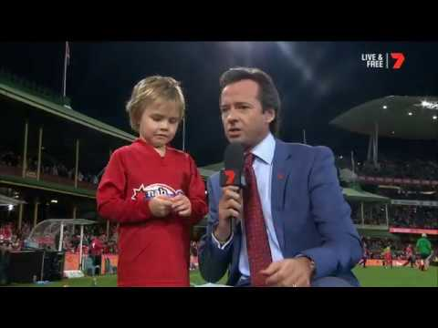 2017 NAB AFL Auskicker of the Year – Rd 14 Nominee