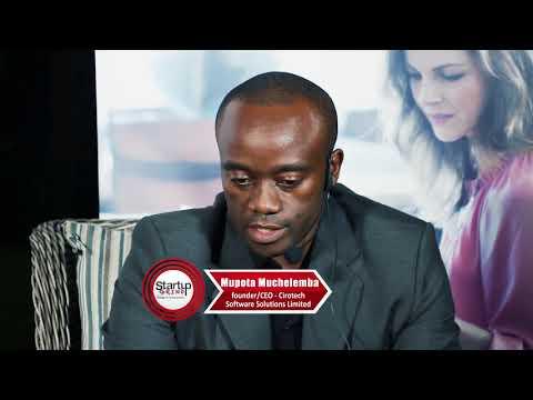 Mupota Muchelemba (Cirotech) Startup Grind Lusaka