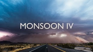 Monsoon IV 4K // A 4K Storm Time-lapse Film