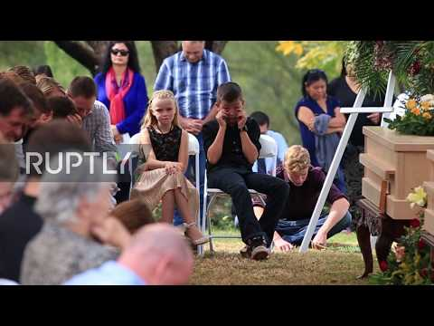 Mexico: Funeral Held For 3 Victims Of Mormon Family Massacre