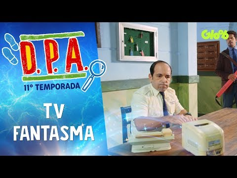 TV FANTASMA | D.P.A. | 11ª TEMP. | Mundo Gloob
