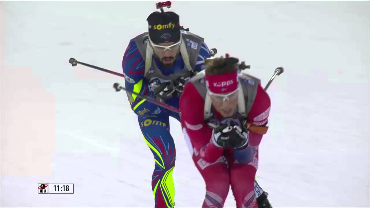 Biathlon Single Mixed