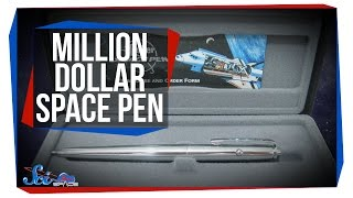 The Truth About the Million-Dollar Space Pen