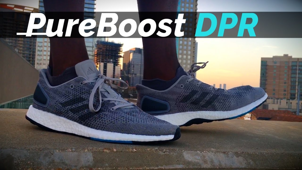 7e61a4f1d4266 ADIDAS PureBOOST DPR (RUNNING Performance REVIEW) - YouTube