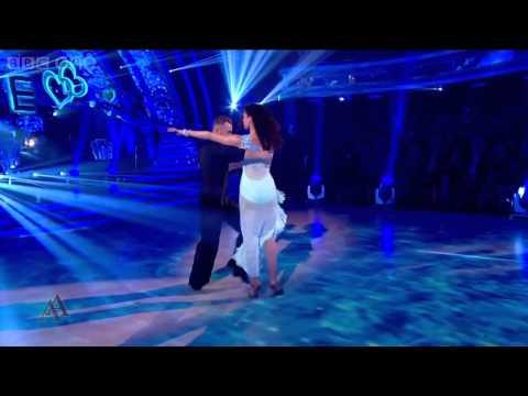 Natalie Gumede & Artem Chigvintsev  Rumba week3 Strictly Come Dancing 2013