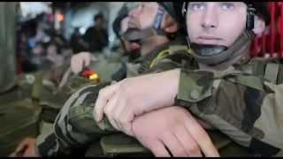 Официальный клип 2REP(Парашютного полка Французского Иностранного Легиона)2013г