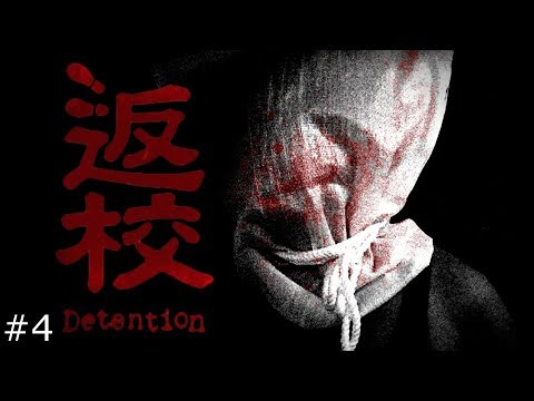 Paint Thinner for Everyone! - Detention Part 4
