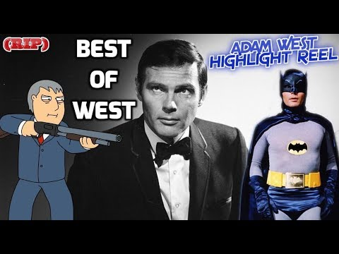 BEST OF WEST (ADAM WEST HIGHLIGHT REEL) - SIJW