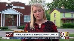 Overdose spike in Hamilton County