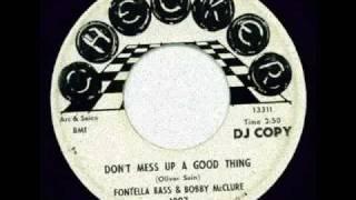 Fontella Bass & Bobby McClure Don