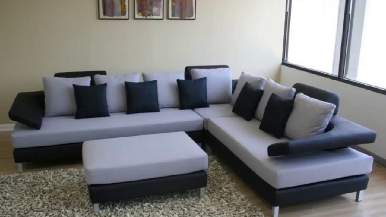 Best l Shaped Sofa Designs - YouTube