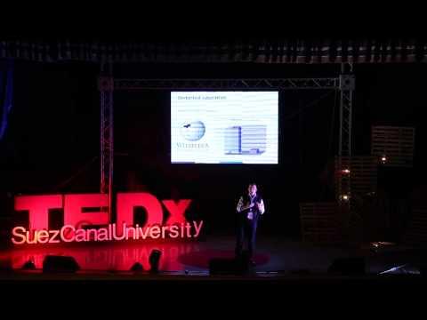 Bridging the gaps to the future | Omar Elhosseiny | TEDxSuezCanalUniversity
