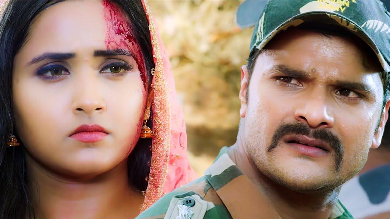 नफ़रत से बना रिश्ता  #Khesari Lal Yadav #Kajal Raghwani | Bhojpuri Video 2021