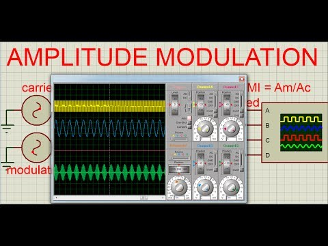 Amplitude Modulation avi by Rejan's RC & Tech
