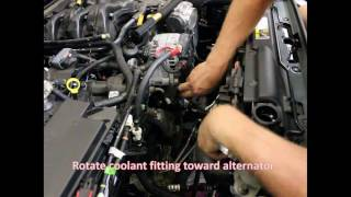 3.6L Jeep Turbo Kit Installation #1   Prodigy Performance