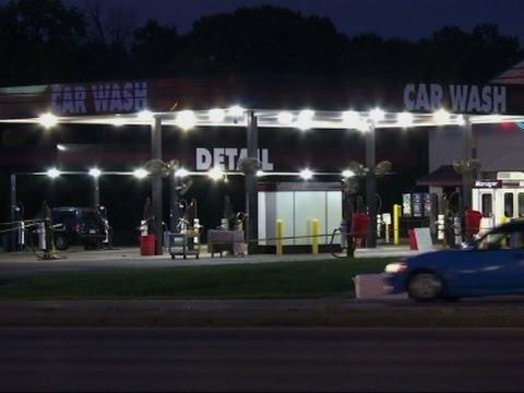 Raw: Police Reopen Baton Rouge Crime Scene Area