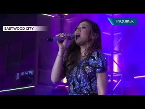 Morissette Amon full performance- Eastwood Year End finale