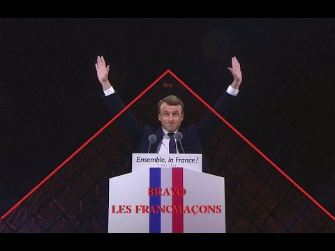 E.MACRON PRESIDENT Illuminati Celebration ? (KILLUMINATY SMG)