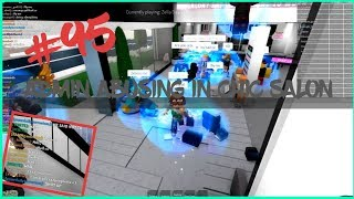 Roblox Exploiting #95 - ADMIN ABUSING IN CHIC SALON