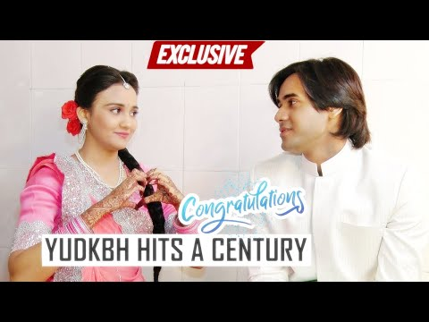 Ashi Singh & Randeep Rai talk about 100 Episodes Completion