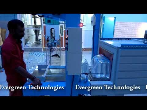Shrink Wrapping Machine - Evergreen Technologies