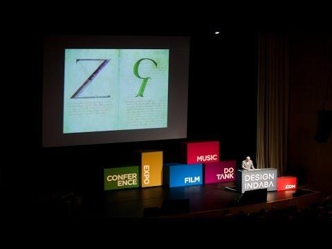 Matthew Carter on untypical typefaces -- trailer