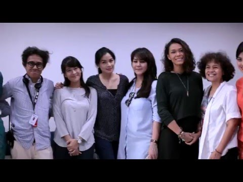 Behind the Scene Garuda Indonesia – AADC2