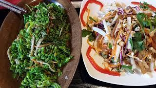 Nhớ cơm chay Sài Gòn, không thua cơm mặn.