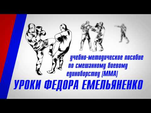 Фёдор Емельяненко - Урок 1  (Стойка)