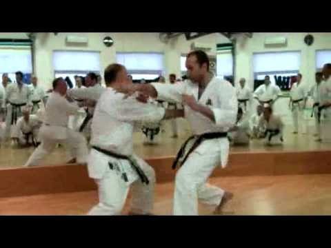 Karate Makotokai training system - Heian no Kata