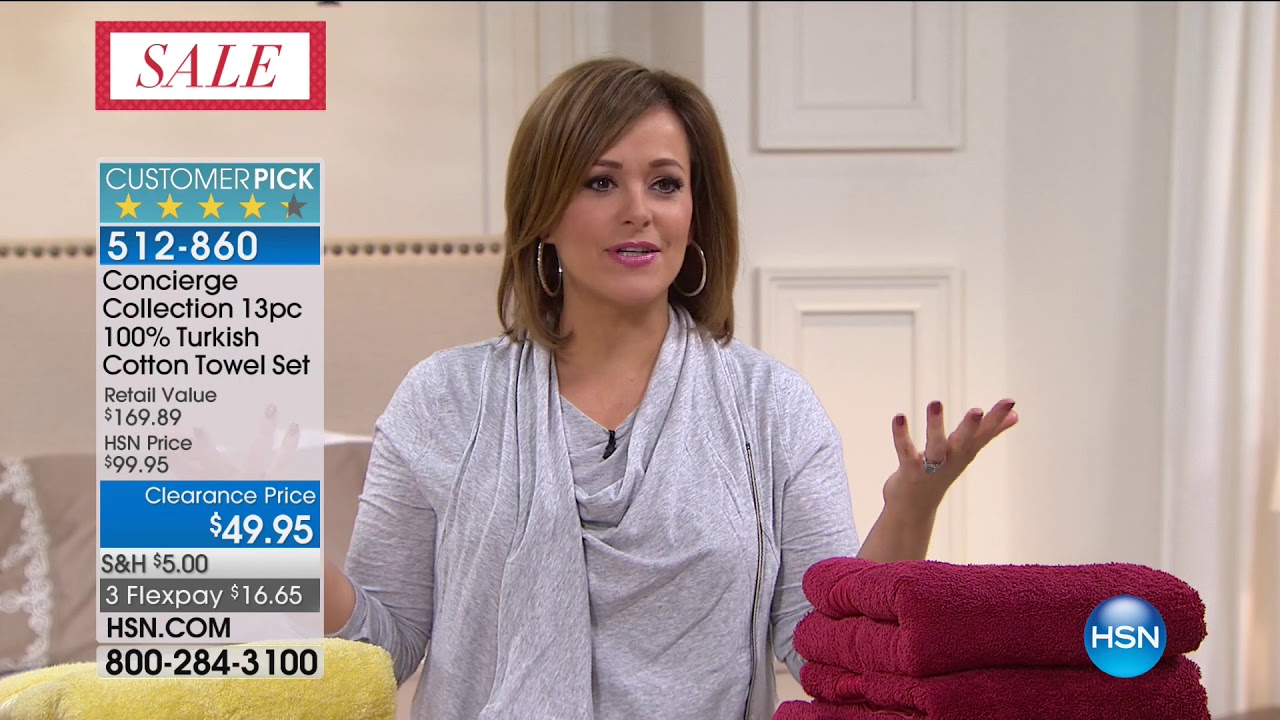 hsn | bedding steals & deals 08.28.2017 - 09 am - youtube