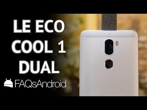 Le Eco Cool 1 Dual: análisis de un móvil Android impresionante