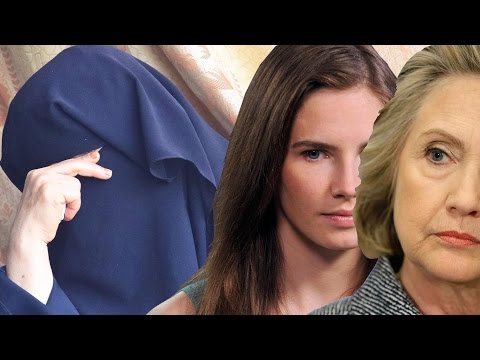 ISIS Sex Slaves, Hillary Clinton Emails & Amanda Knox Update
