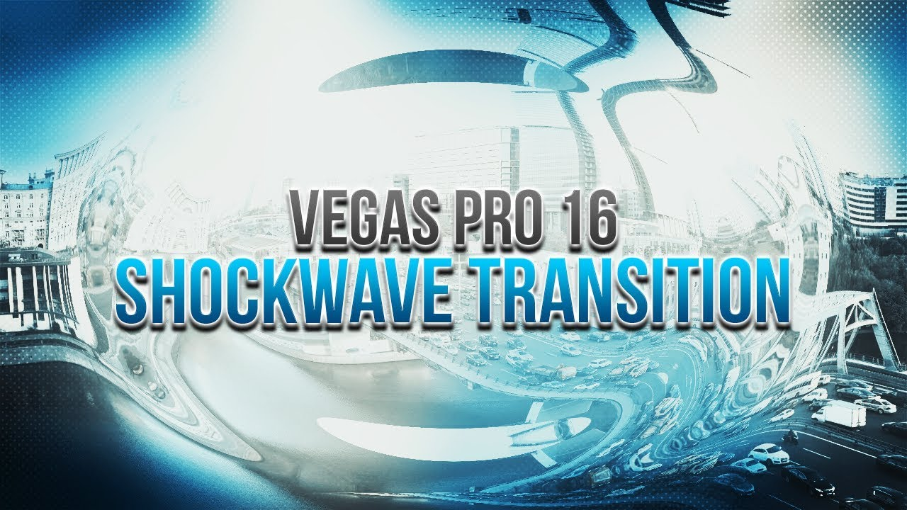 how to add shockwave in vegas 4.10