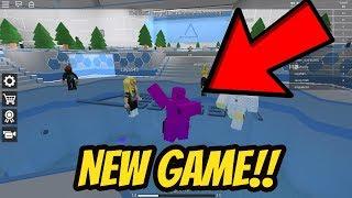 BRAND NEW ASSASSIN GAME!! (ROBLOX SILENT ASSASSIN)