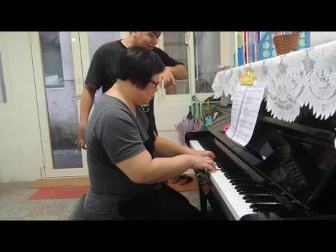 Scott Joplin《The Entertainer》 -  鍾羽柔鋼琴演奏版 相信音樂教室
