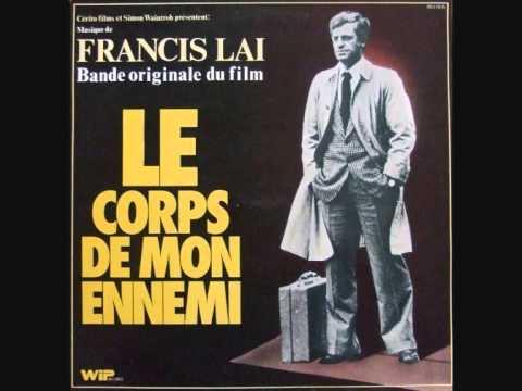 Francis Lai - Le Corps De Mon Ennemi (Full Soundtrack 1976)