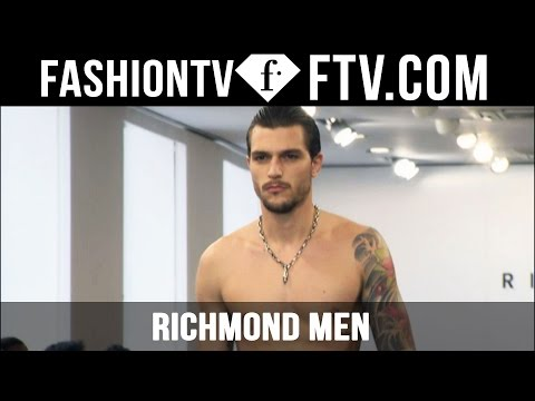 Milan Men Fashion Week Spring/Summer 2017 - Richmond | FTV.com