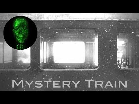 Mystery Train - David O'Brien