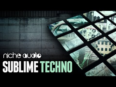 Sublime Techno Maschine Expansion & Ableton Live Pack - From Niche Audio
