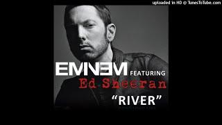 Eminem, Ed Sheeran - River (Clean)