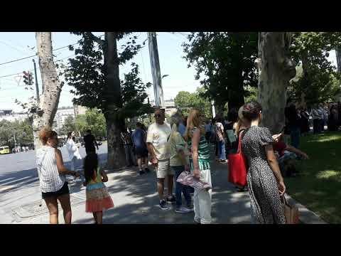 Прощание с Дживаном Гаспаряном#армения#дживангаспарян#музыкант#дудук#ереван#опера#филармония#оон#un
