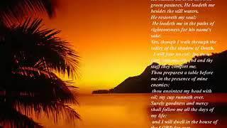 Psalm 23 Buju Banton & Morgan Heritage flv