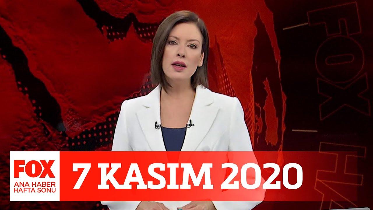 Riskli binalarda süren hayatlar... 7 Kasım 2020 Gülbin Tosun ile FOX Ana Haber Hafta Sonu