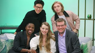 John Green and Looking For Alaska Cast Spill On the New Series  | Full Interview