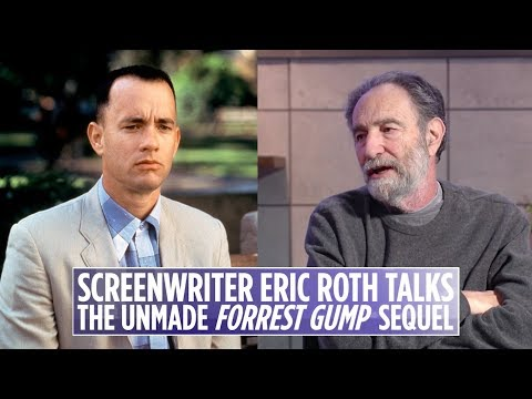 Crystal Rosas - Writer for Forrest Gump Sequel Explains Movie was Scrapped After 9/11