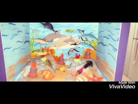 Maqueta de Acuario Puertorriqueo  YouTube