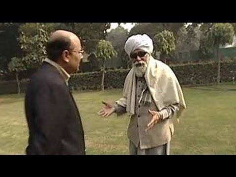 Walk The Talk: Harkishan Singh Surjeet (Aired: January 2004)