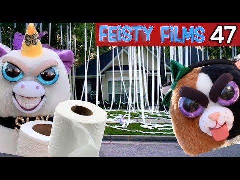 Feisty Films Ep. 47: Epic Toilet Paper Prank!
